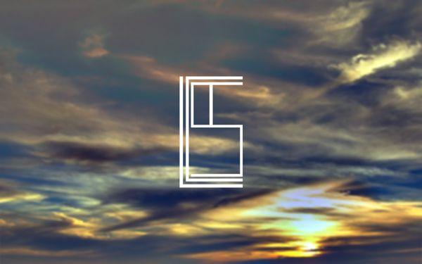 Logotipo pessoal by Lucas Ferro, via Behance