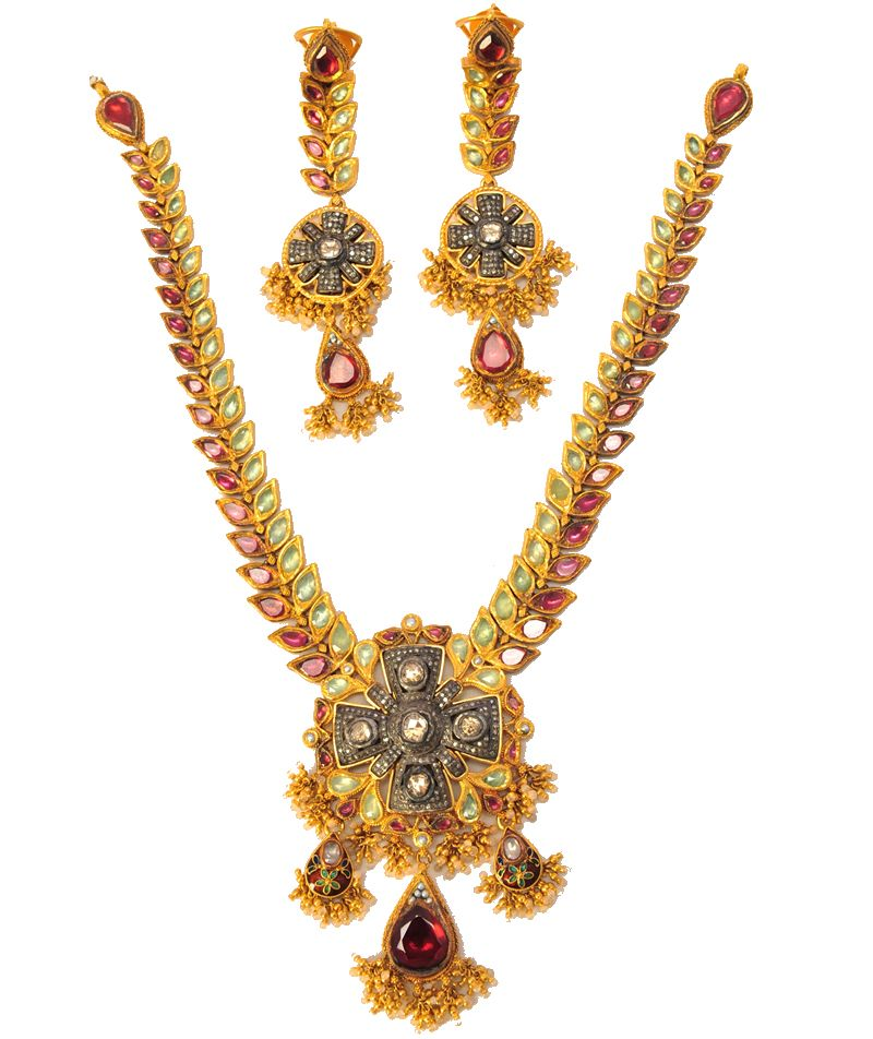 Product Name : EXCLUSIVE NECKLACE SET Category Name : Weeding ...
