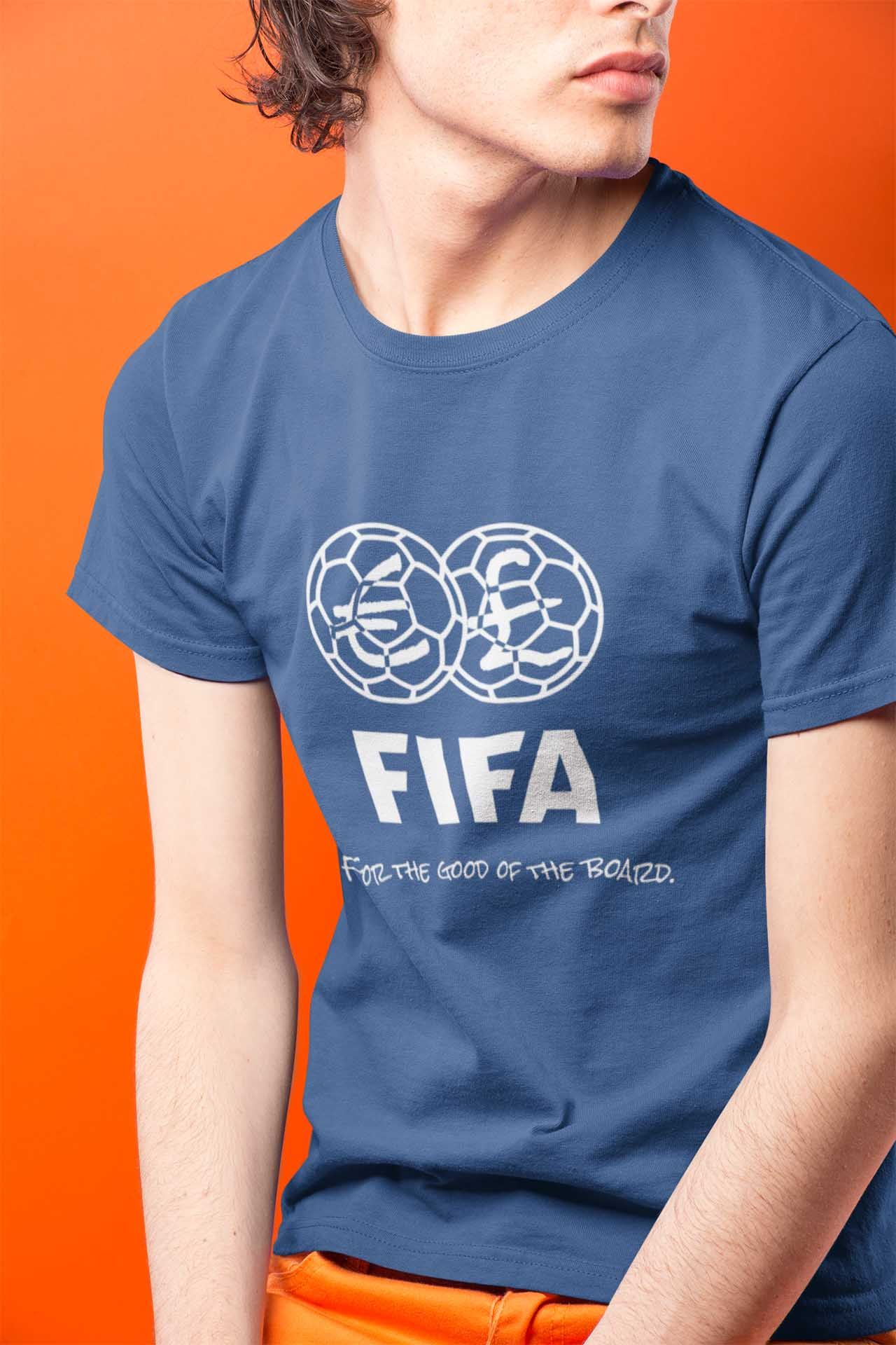 Show Your Love For The World Cup And Your Suspicion Of Fifa With This Parody T Shirt The Perfect Gift For Soccer Fans Help Teens T Shirt Funny Outfits Shirts