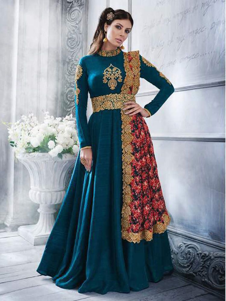 Indian designer stylish salwar kameez suit bollywood ethnic party ...