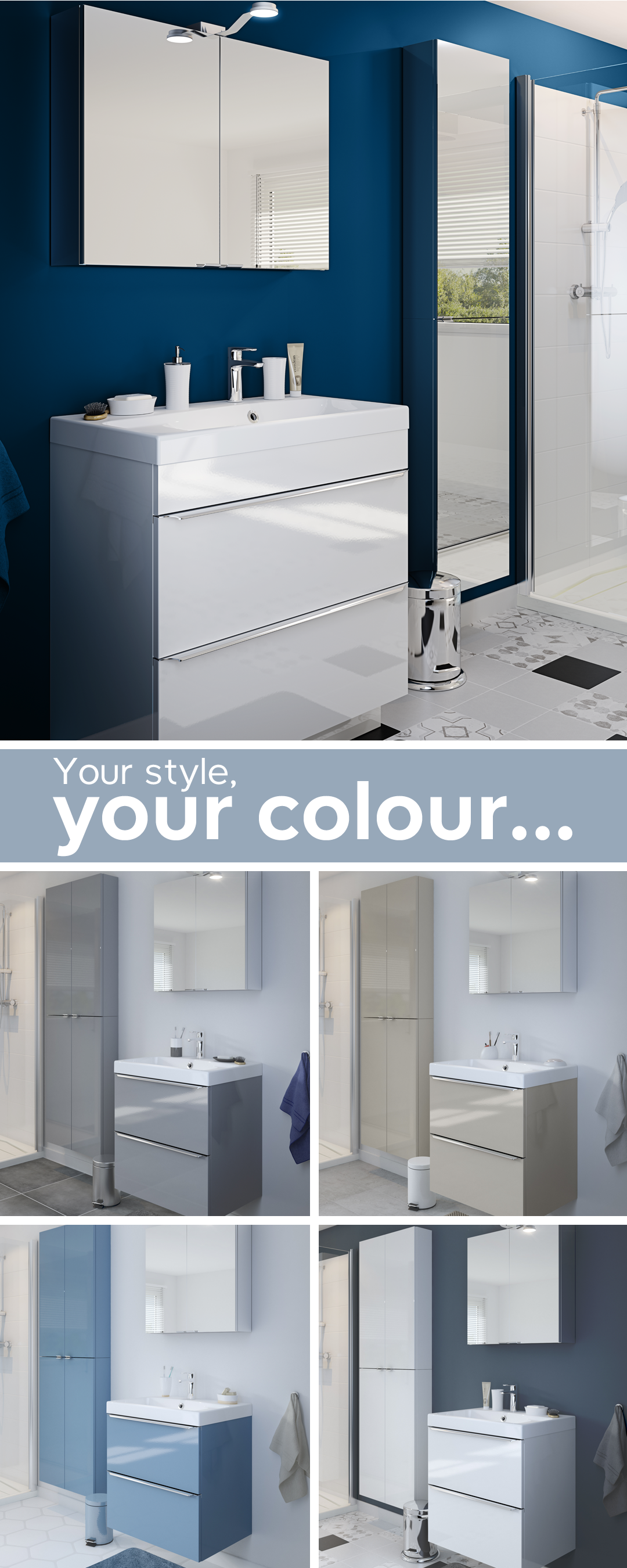 Design Your Own Bathroom Online Wish You Could See What This Would Look Like In Your Home Use Our