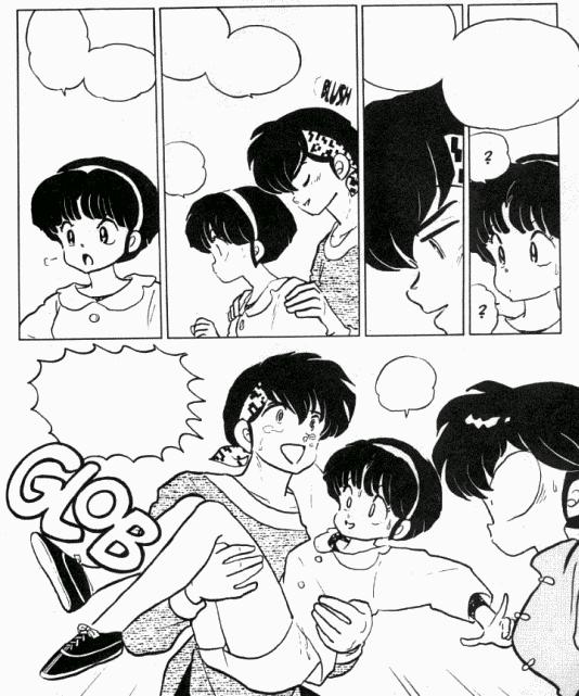 Akane Tendo Manga