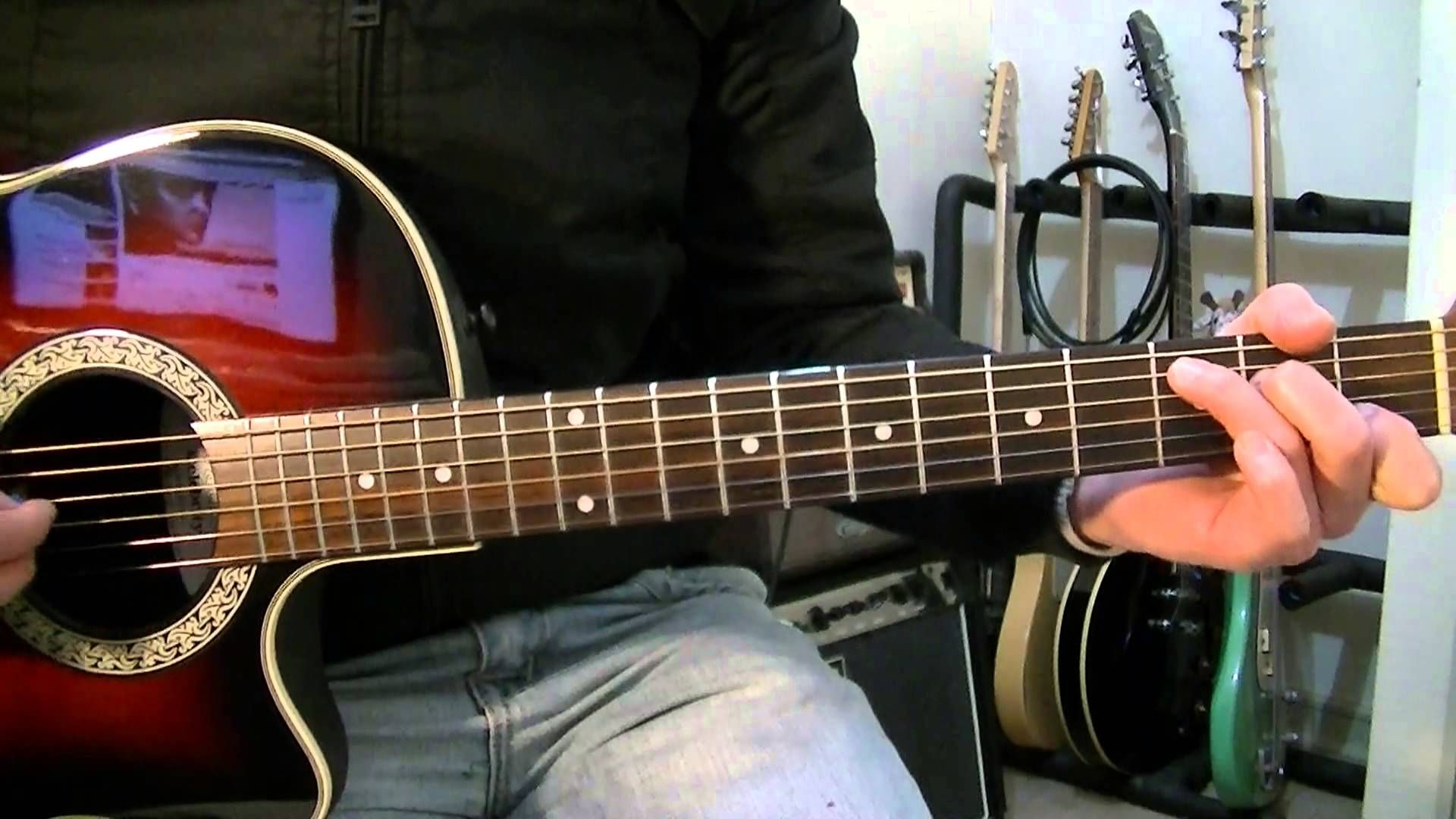 Elvis Presley Are You Lonesome Tonight Guitar Cover Hd Guitar Guitar Lessons Playing Guitar