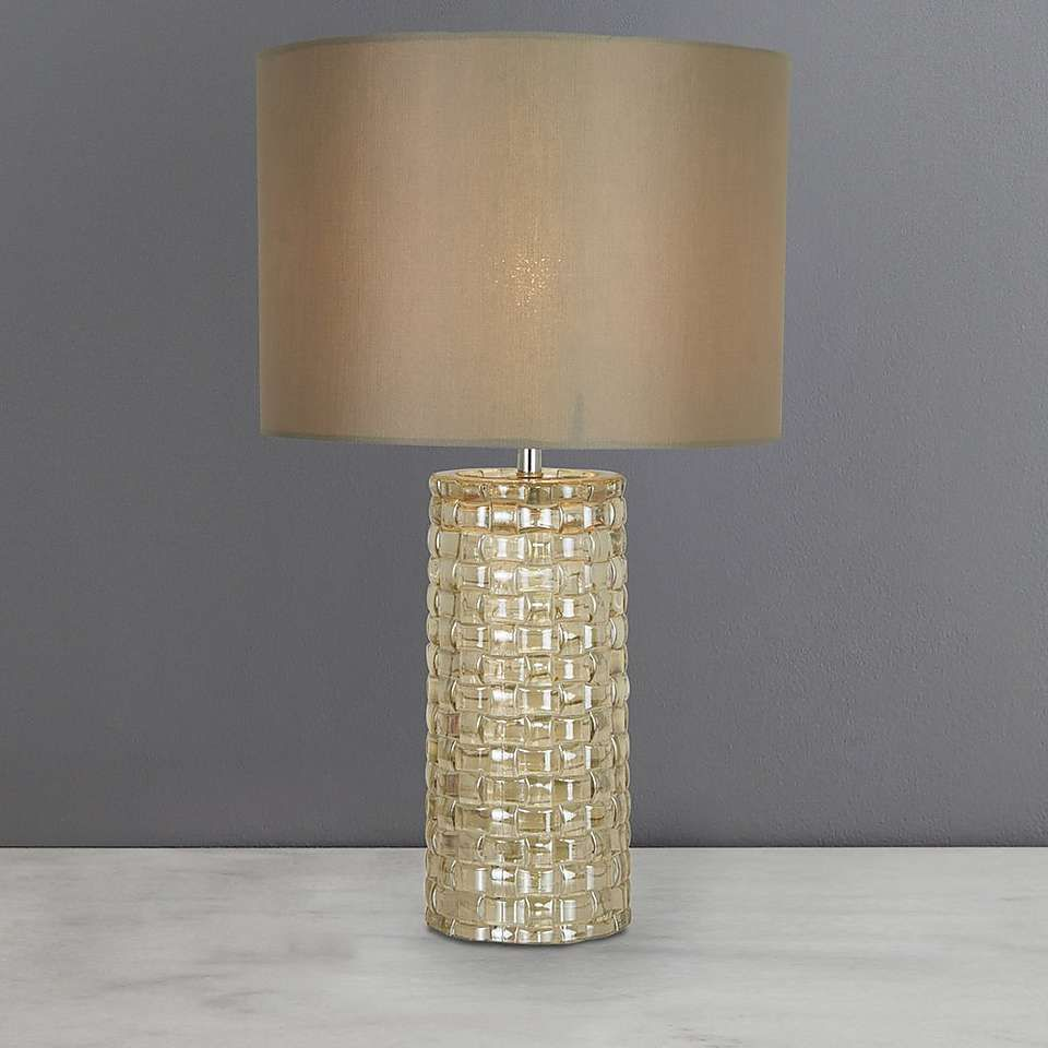 Highgate Champagne Table Lamp Dunelm Lamp Gold Table Lamp
