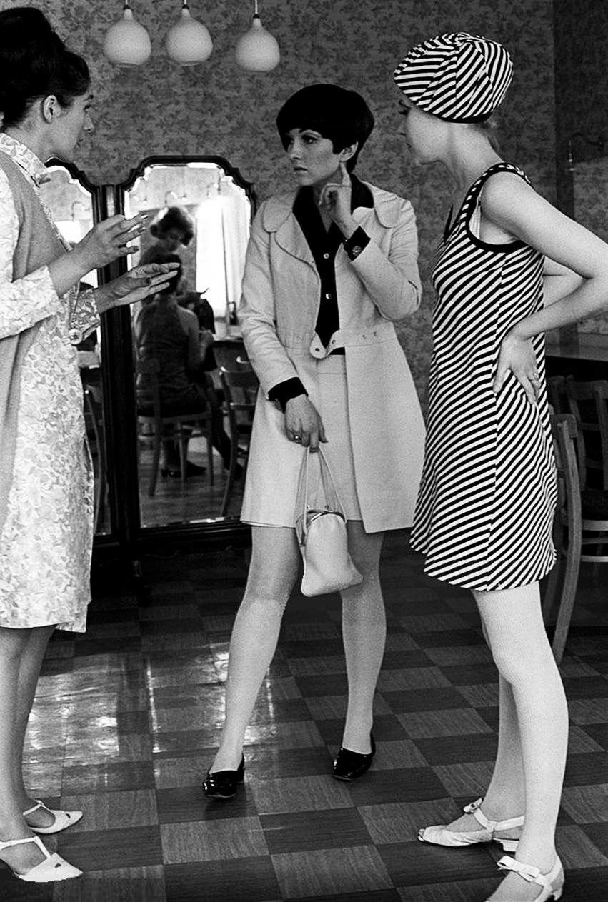 Mary Quant Mode année 60, Styliste de mode, Mode 1960