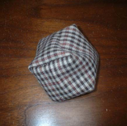 This hacky sack is so easy to make, you might as well make three and ...