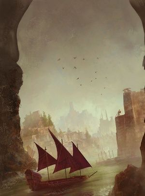 Braavos A Wiki Of Ice And Fire Game Of Thrones Art Art Game