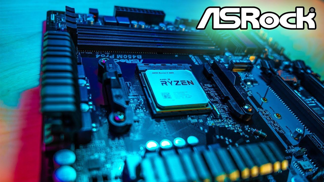 ASRock B450M Pro4 Micro ATX - First Look and Unboxing | GS