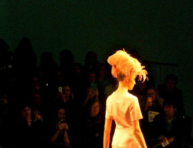 London Fashion Weekend-The FAF Hunter