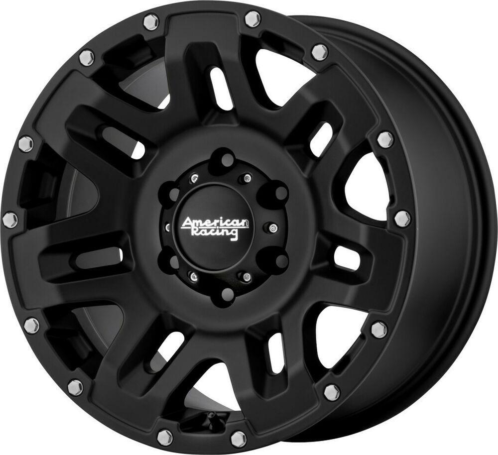 American Racing VN105 Torq Thrust D 15x8.5 5x4.75-25 Gunmetal Wheel Rim 15 Inch