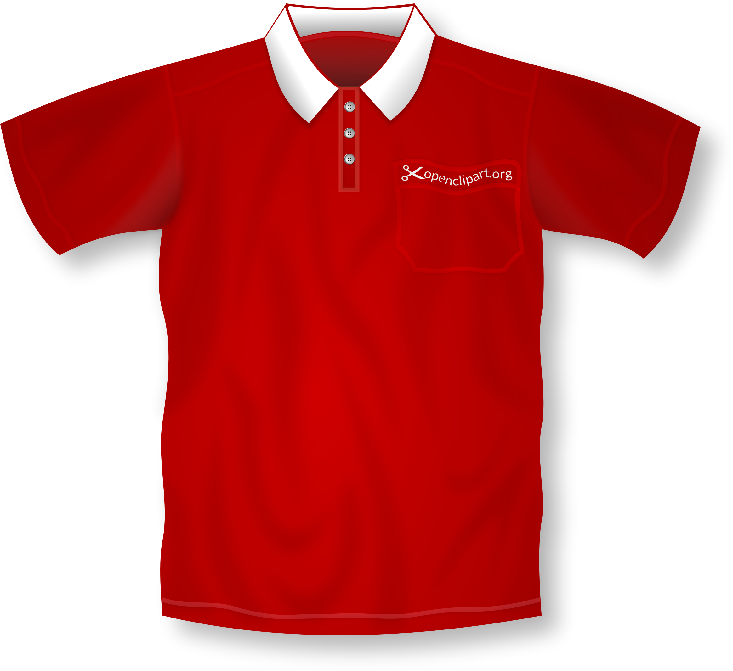 Red Polo Shirt By Merlin2525 Japanese Outfits Red Polo Shirt Shirts