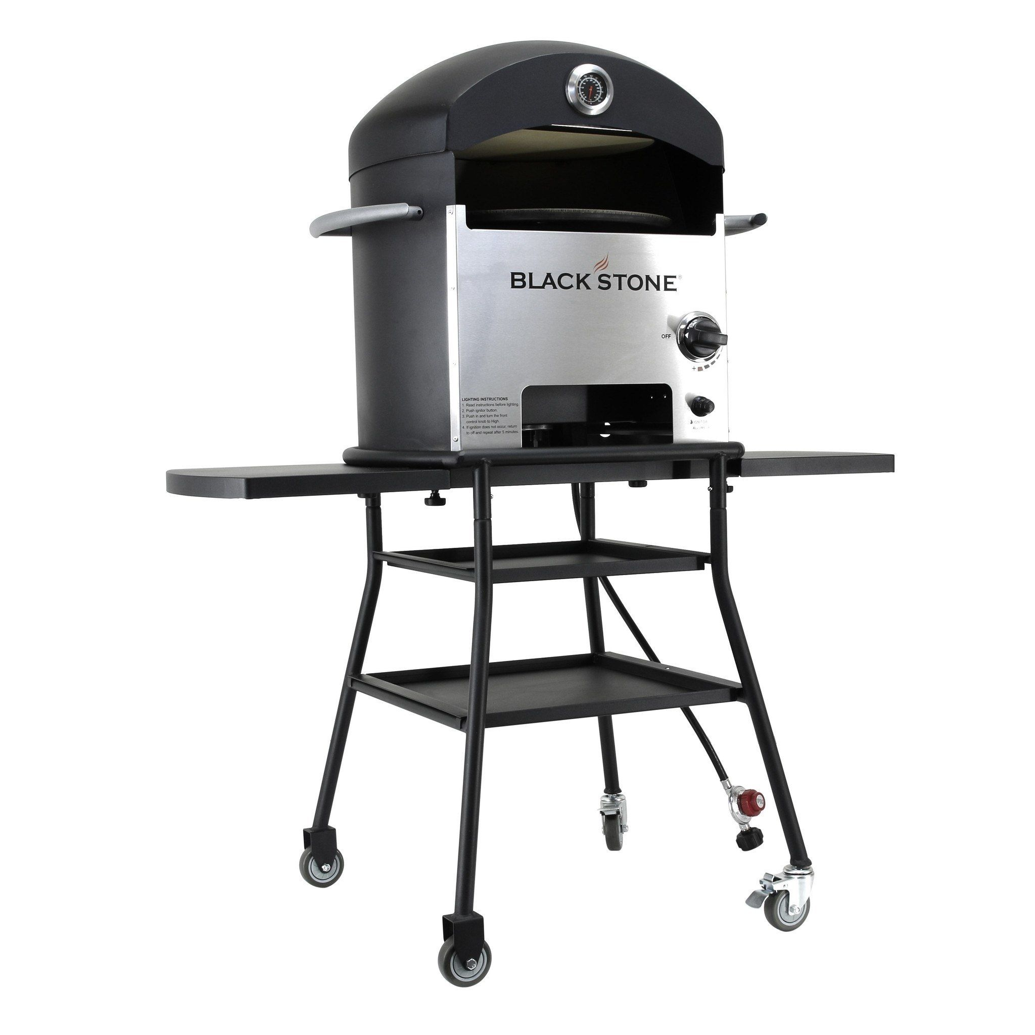 The Blackstone Patio Pizza Oven Is The Best Way To Make Your Own Pizza. The