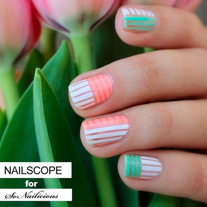 33 Ideas for Sassy Summer Nails