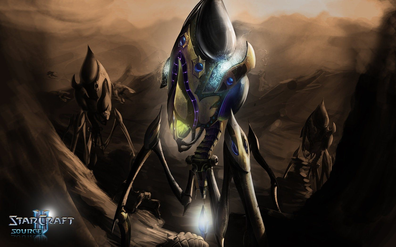High Resolution Wallpapers = starcraft ii image, 1680x1050 (212 kB