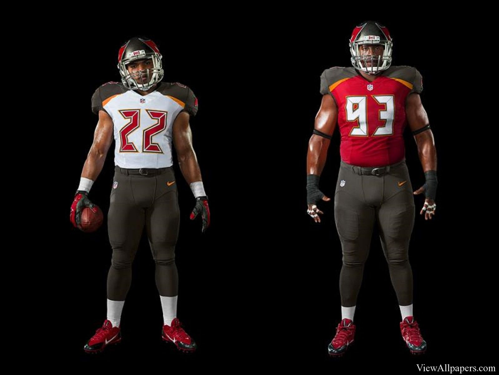 8c1f89a51 Tampa Bay Buccaneers Jersey