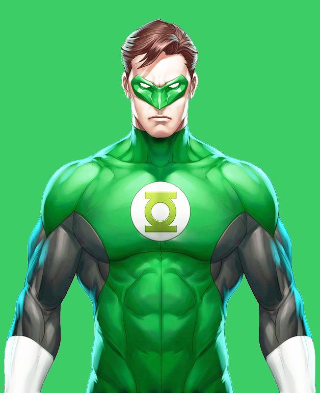 Justice League Green Lantern Hal Jordan Green Lantern Corps Green Lantern Rebirth