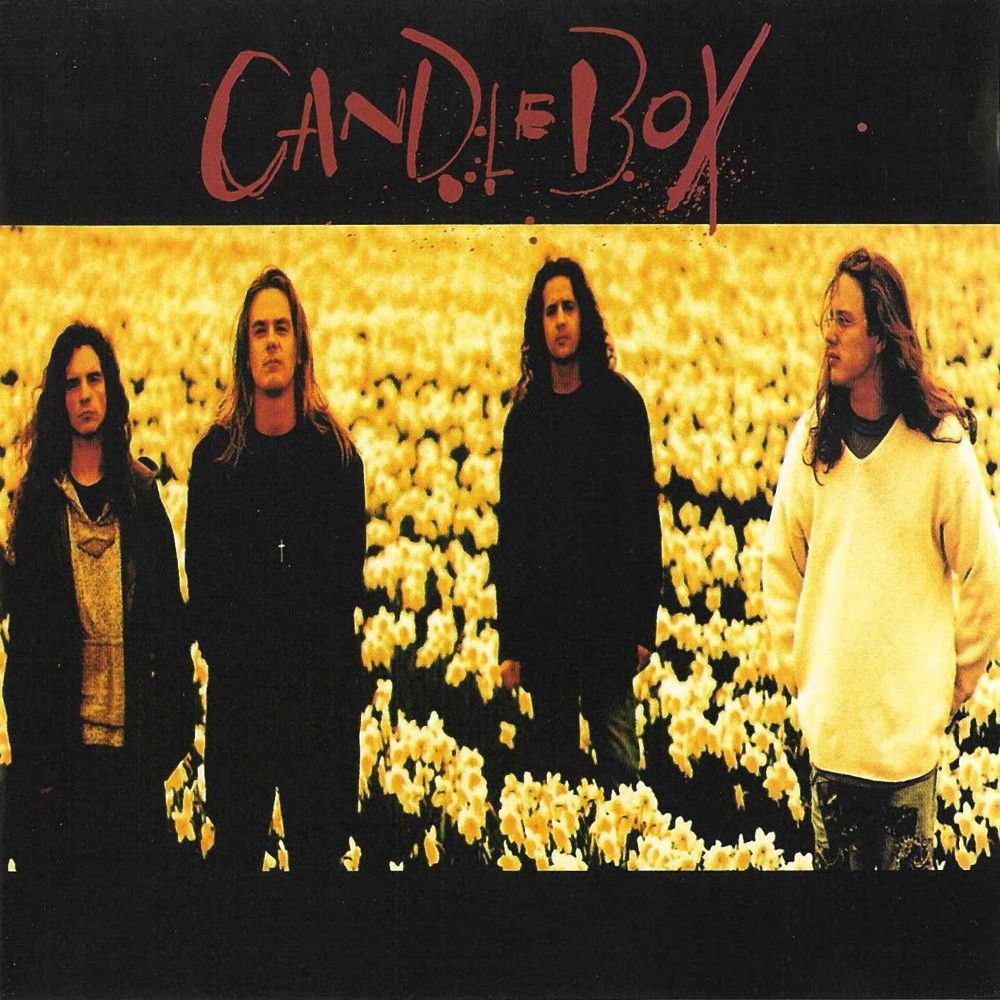 Candlebox Album Cover Candlebox