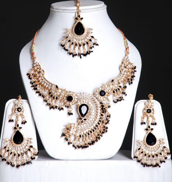 Costume Jewelry Indian Designer Costume Jewellery Set Click Image To Close Indian Jewelry Sets Beautiful Jewelry Jewelry
