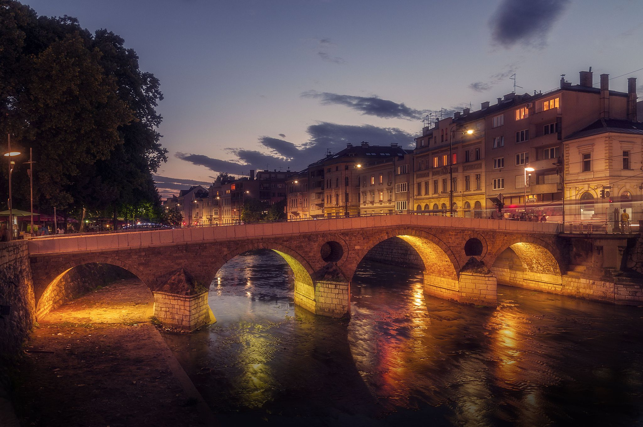 Latin Bridge by Emir Terovic on 500px