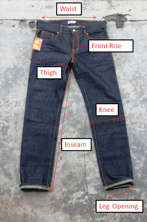 a66b899e37 how to measure waist of jeans flat - Google Search