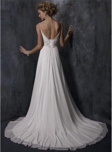 Three Daisys Ring Beach Wedding Dresses