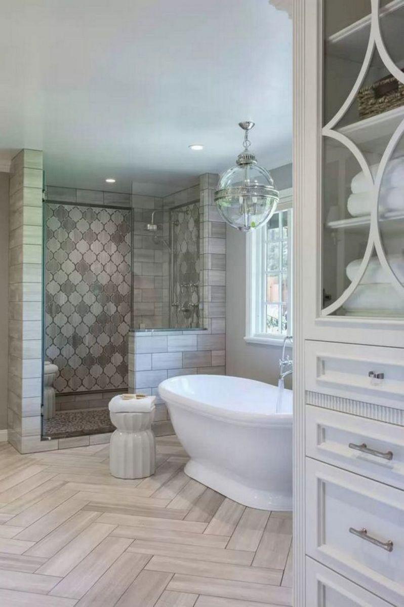 Inspiration bathroom tile pattern decorating ideas (1 | Pinterest ...