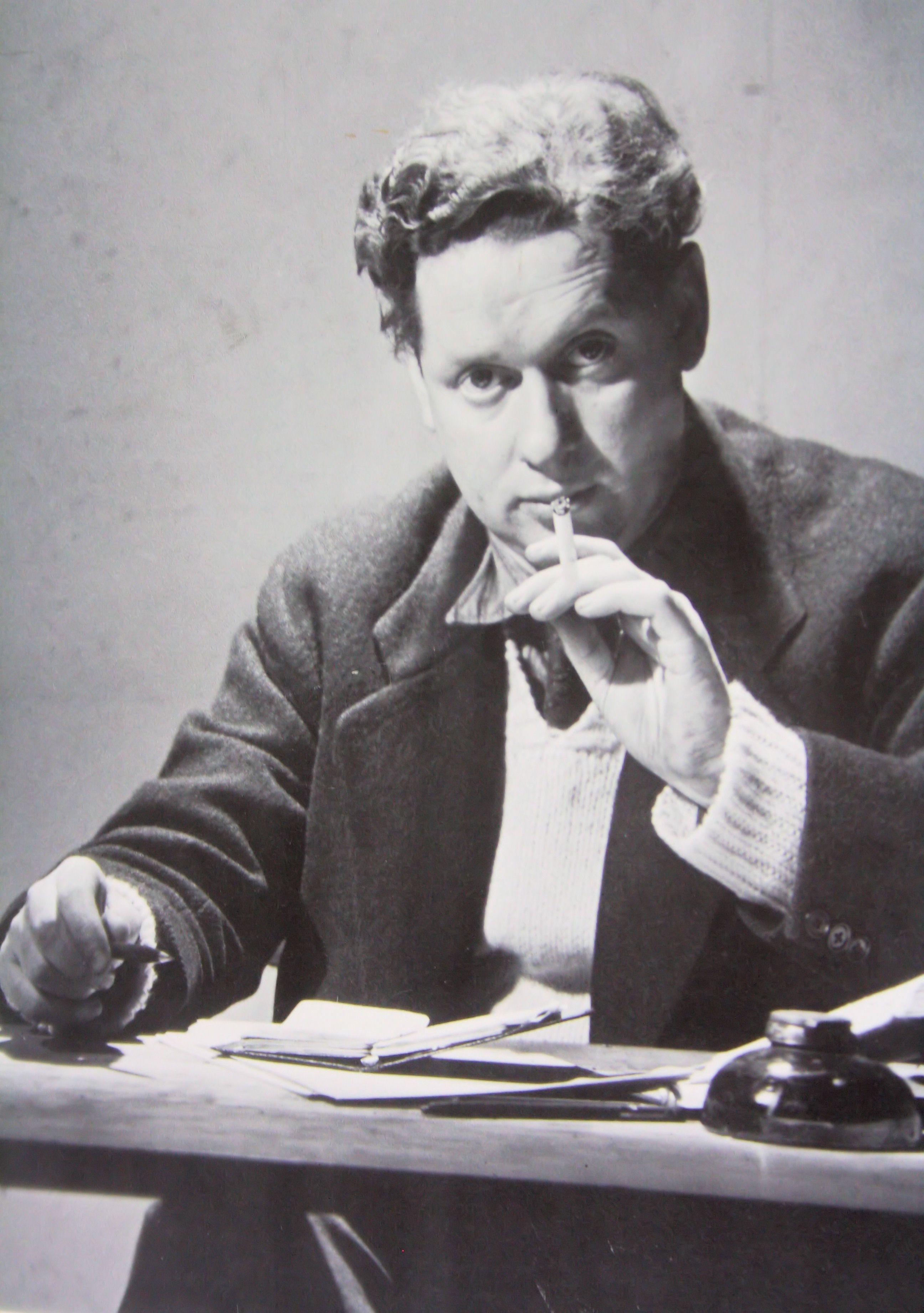 Dylanthomas dylan thomas famous authors writer