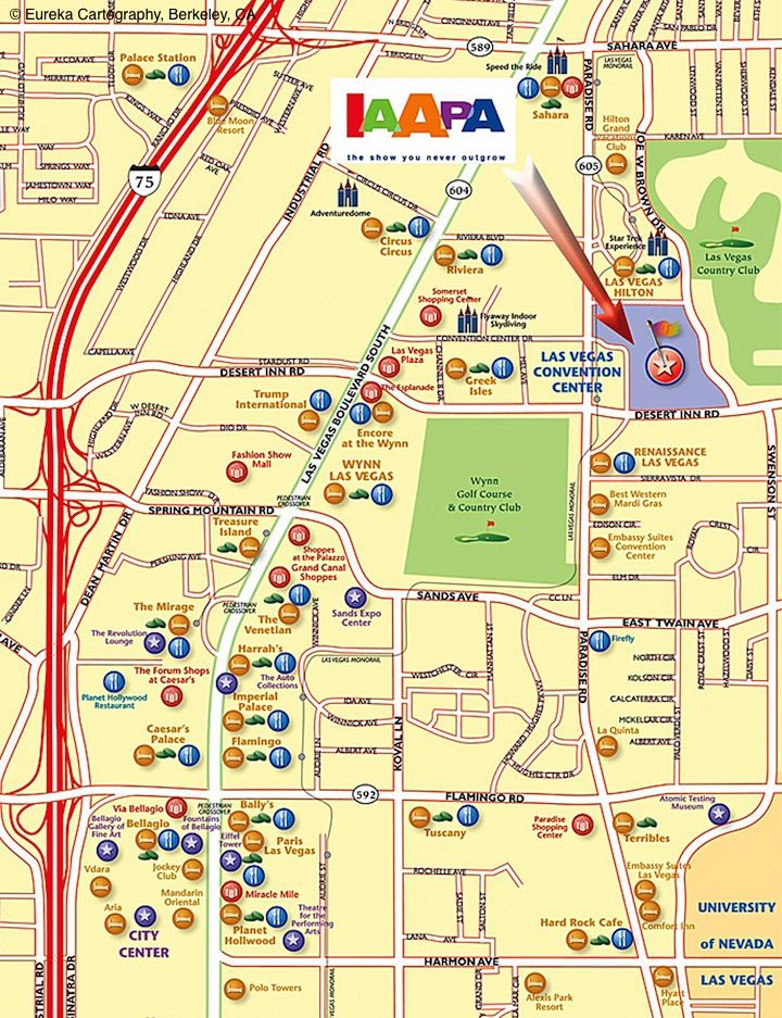 New Orleans Convention Center Map