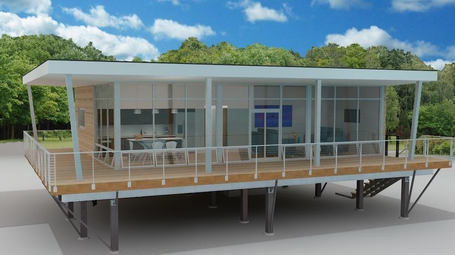 Modern Modular Homes: Finding The Perfect Prefab U2014 ModularHomeowners.com