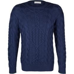 Photo of Herren Strickpullover Blau Etro