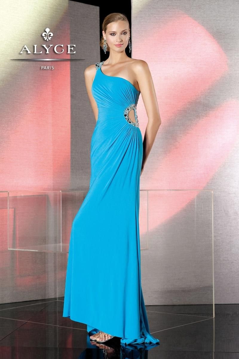 ALYCE Paris | B\'Dazzle - Long Prom Dress Style #35530 | Prom ...
