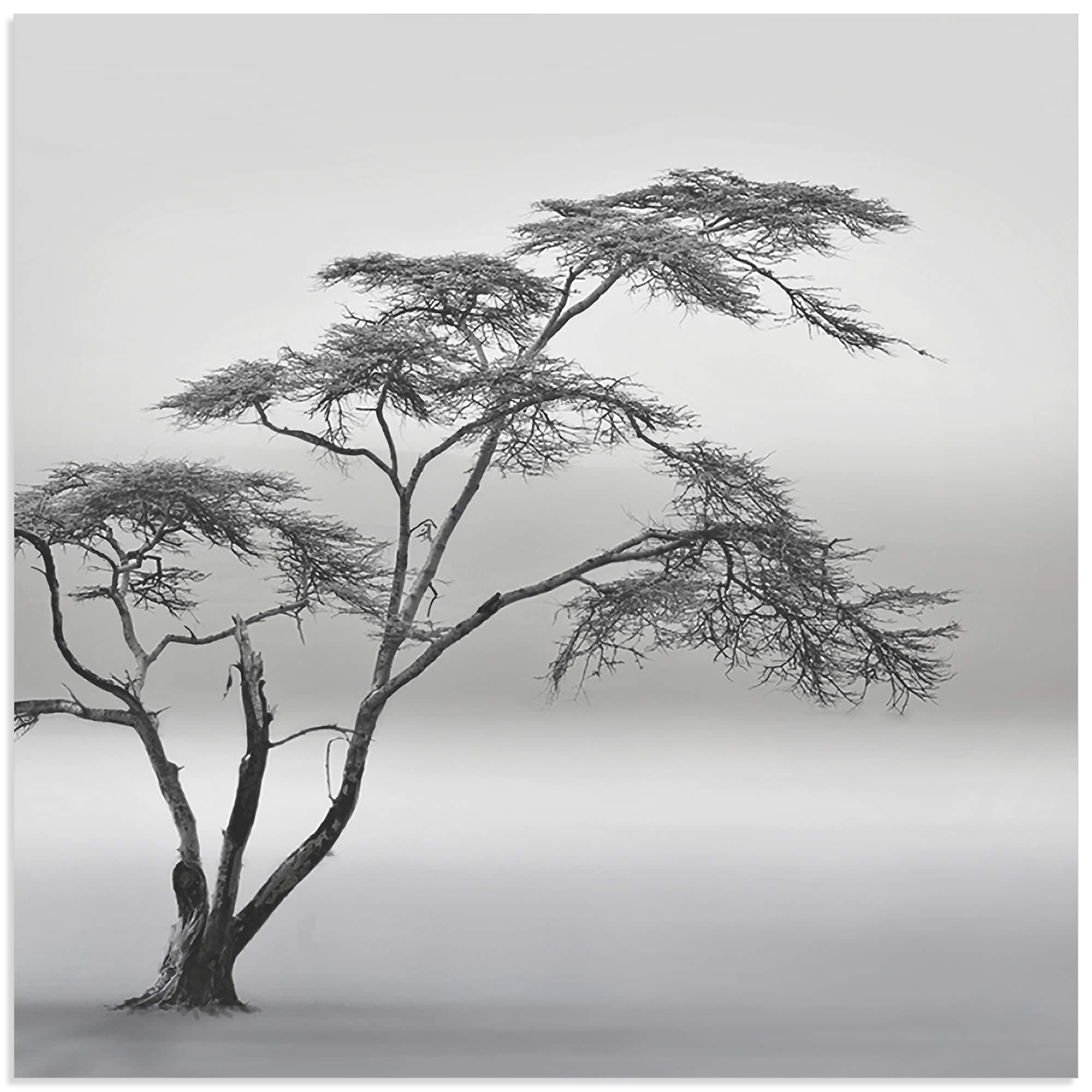 Piet Flour A Very Long Story Minimalist Tree Art On
