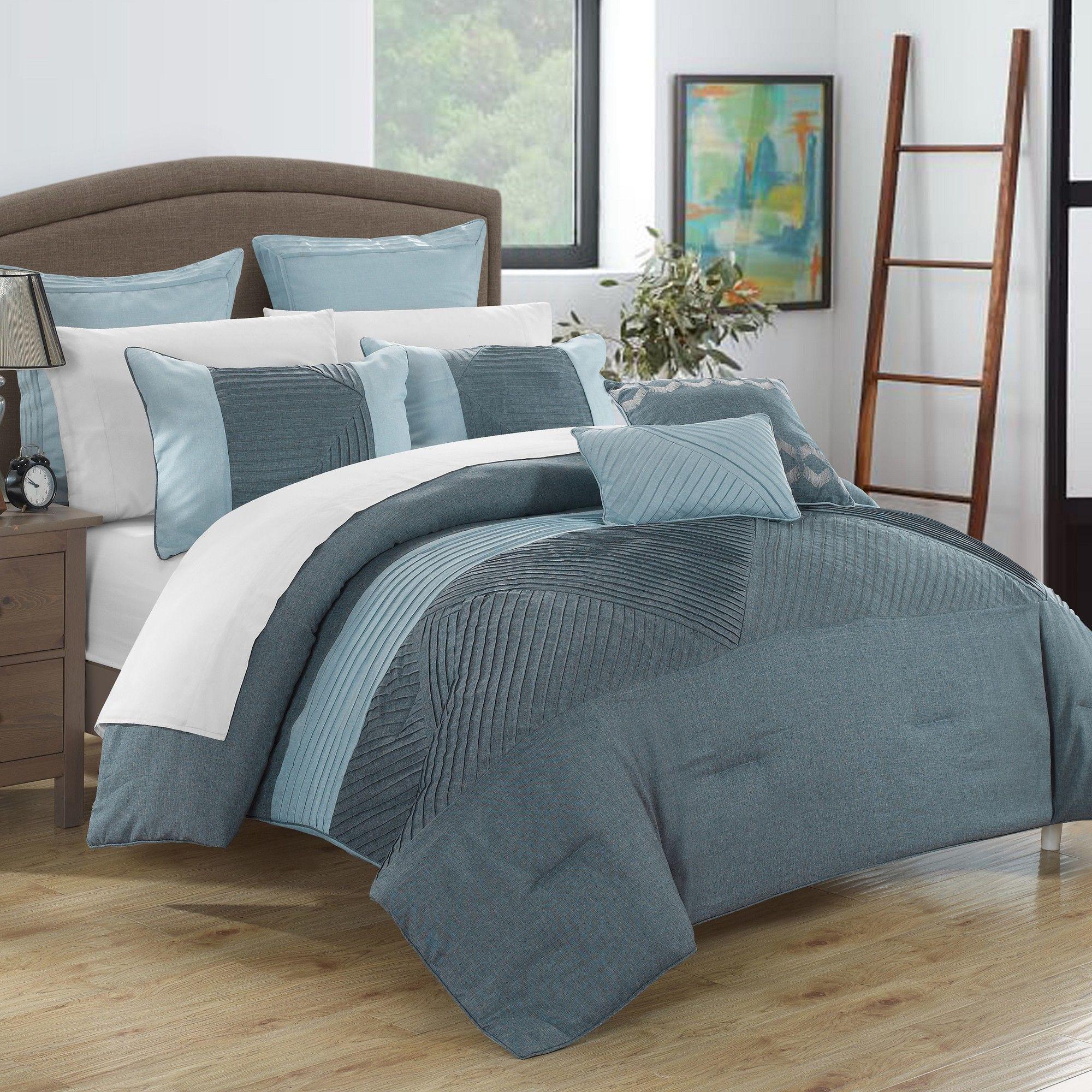 Marbella 11 Piece Comforter Set