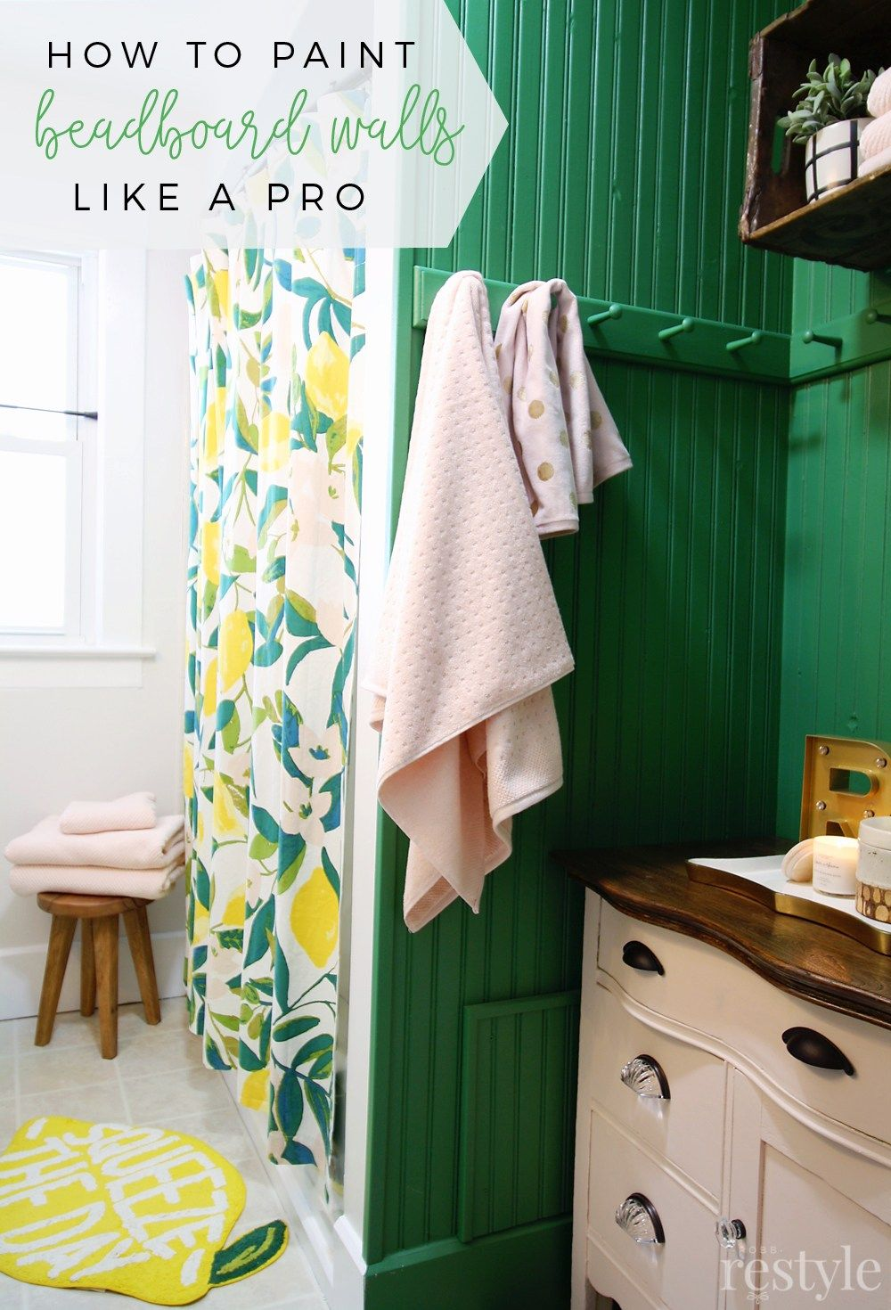 How To Paint Beadboard Wall Paneling Like A Pro