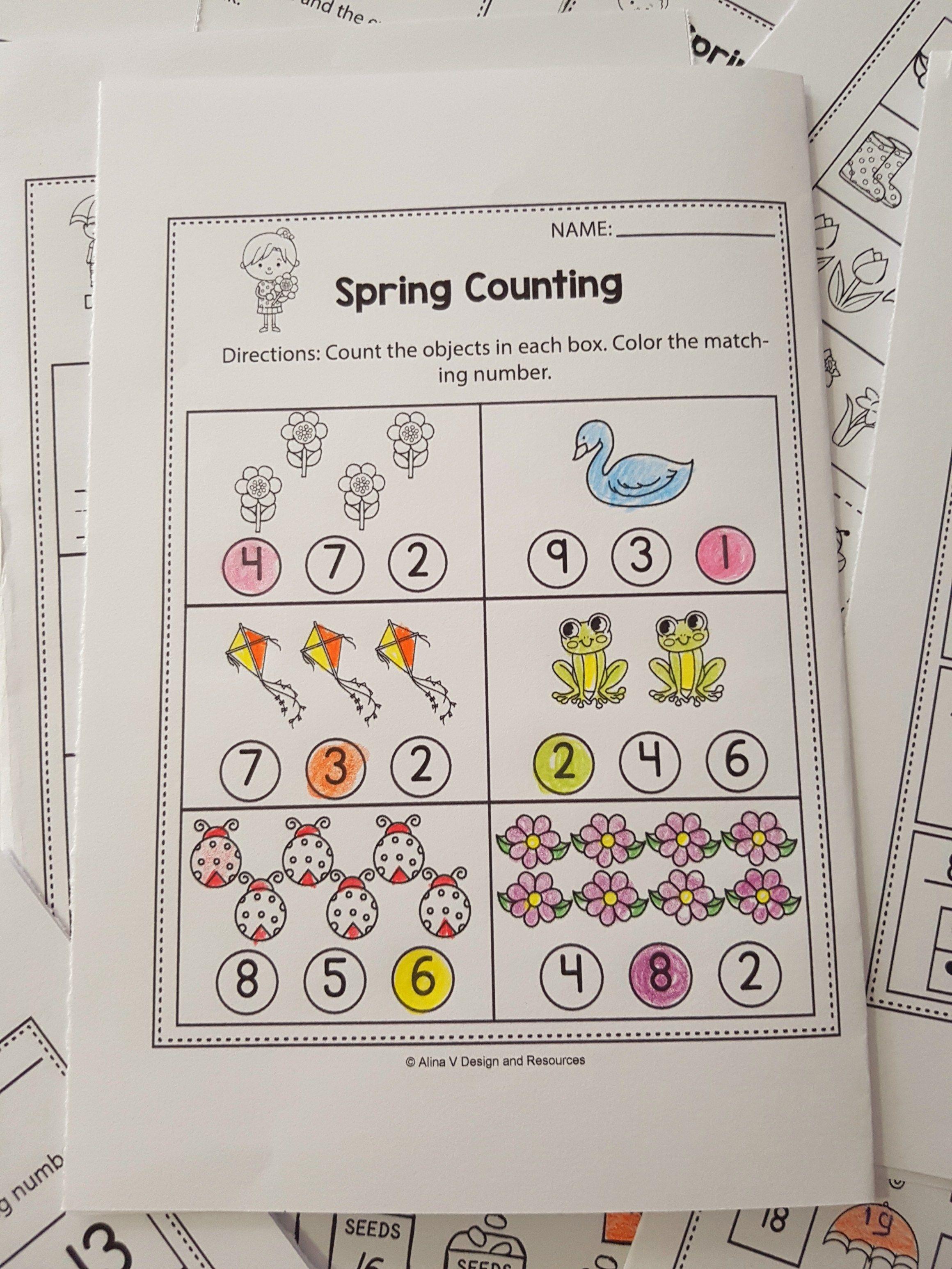 Account Suspended Kindergarten Math Worksheets Spring Math Worksheets Math Worksheets [ 3093 x 2320 Pixel ]