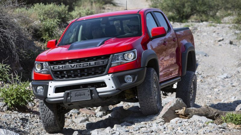 2020 Chevy Colorado Zr2 Bison Truck Could Increase Production Number In 2020 Chevrolet Colorado Canyon Diesel