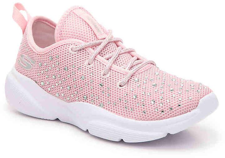 Skechers Meridian Intentful Toddler & Youth Sneaker Girl's