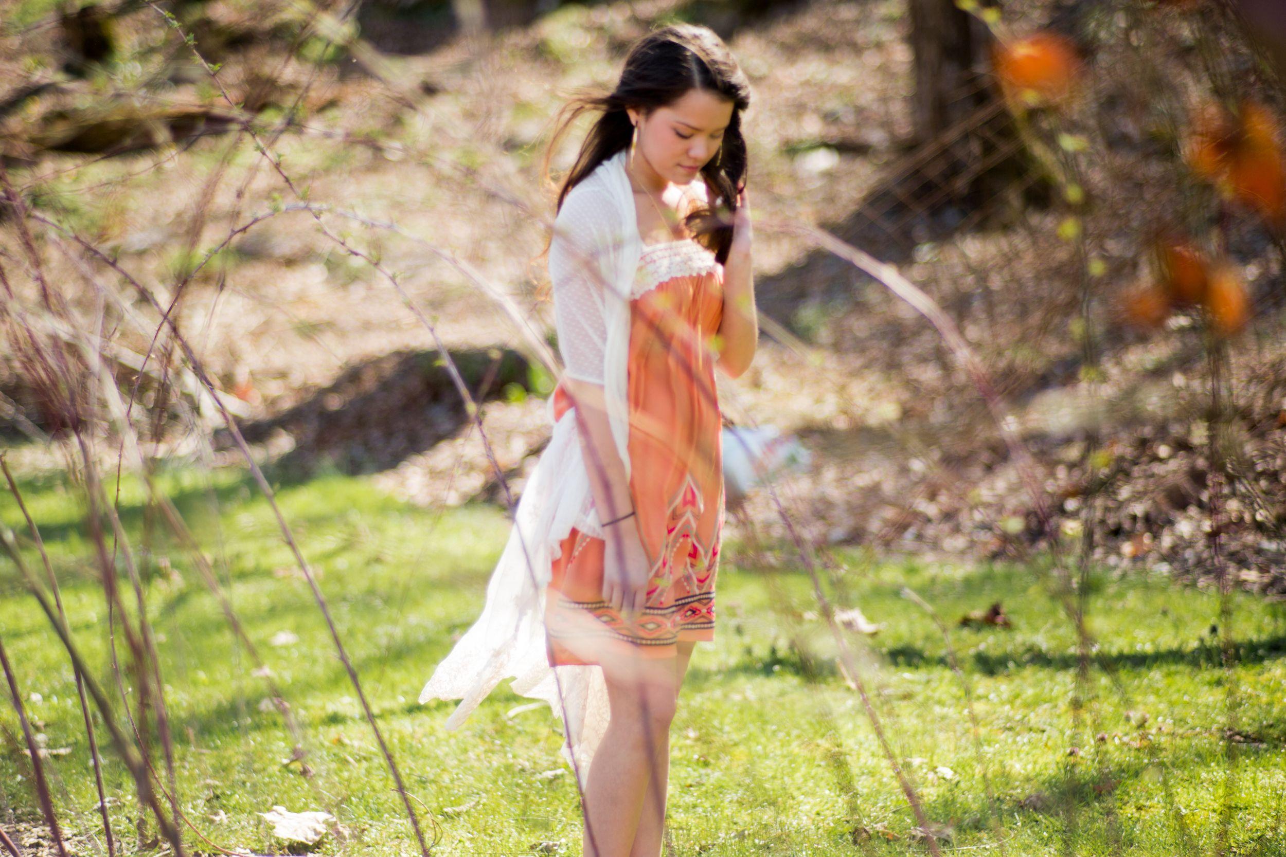 Toward The Sun Dress at altardstate.com