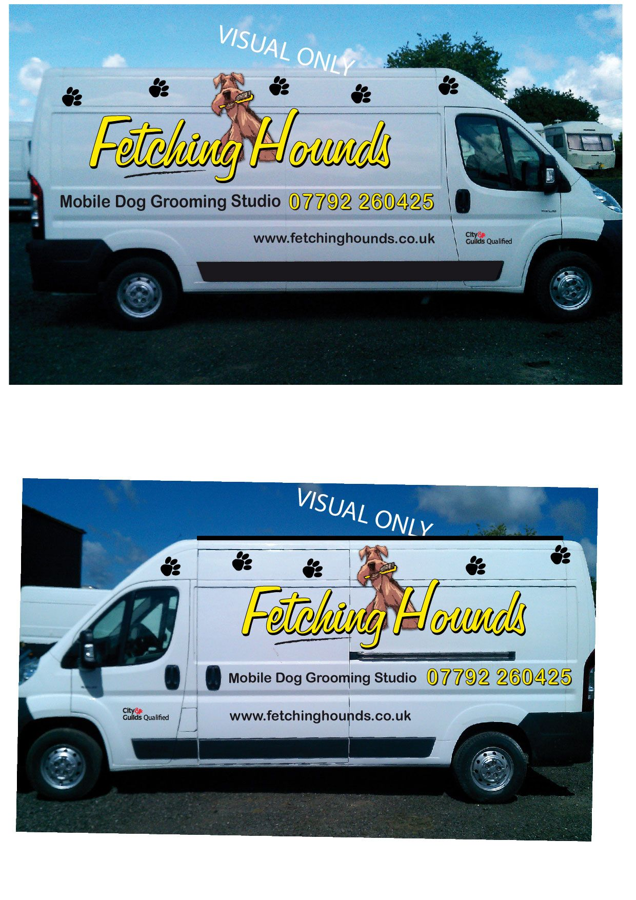 Fetching Hounds Mobile Dog Grooming Dog Grooming Mobile Pet Grooming