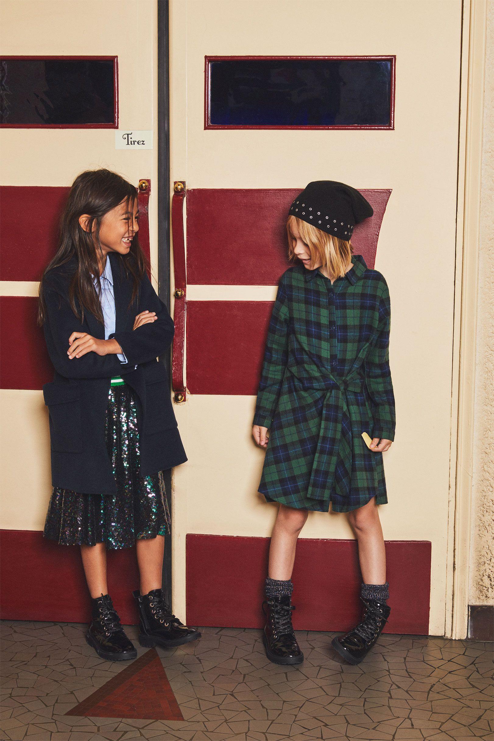 Cinema Season Girl Kids Editorials Zara Ireland Kids