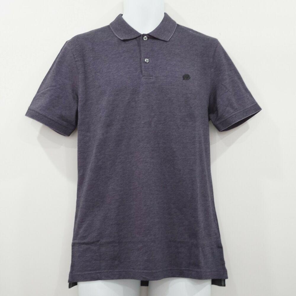 53631ceb Banana Republic Men's Purple Short Sleeve Classic Pique Polo Shirt Size XL # BananaRepublic #Polo