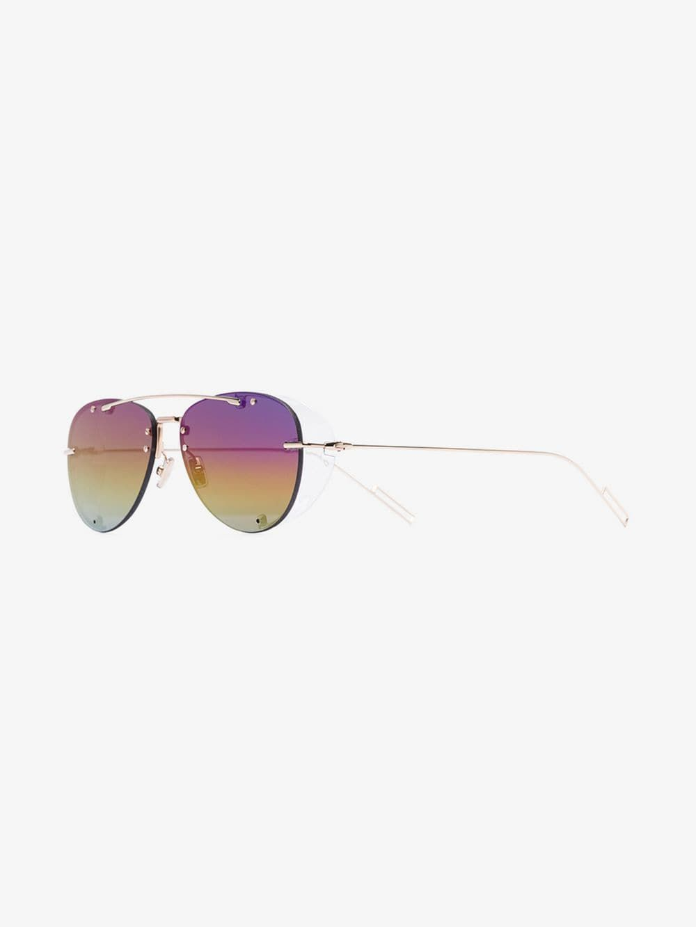 f72728a44560 DIOR DIOR EYEWEAR DIOR CHROMA1 SUNG PURP GLD. #dior Mirrored Sunglasses,  Eyewear,