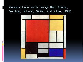 Mondrian Matrix Sheet
