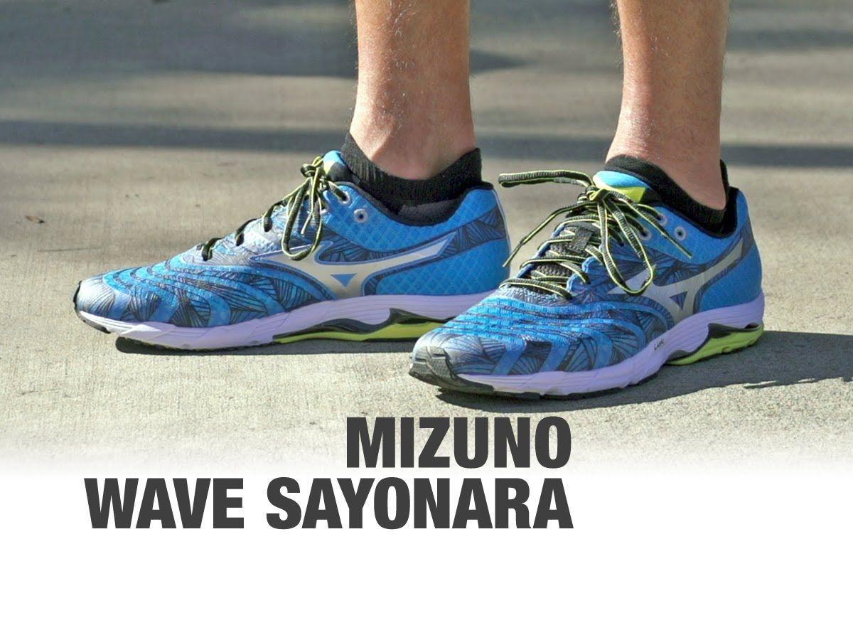 Review: Mizuno Wave Sayonara Sneakers | 50by25