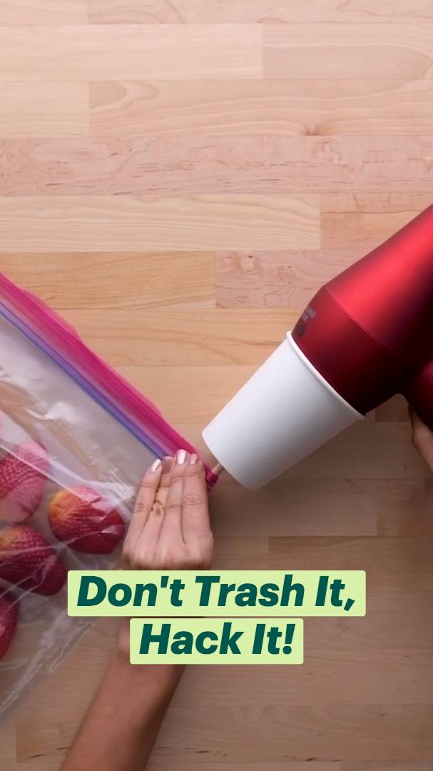 Don't Trash It, Hack It!