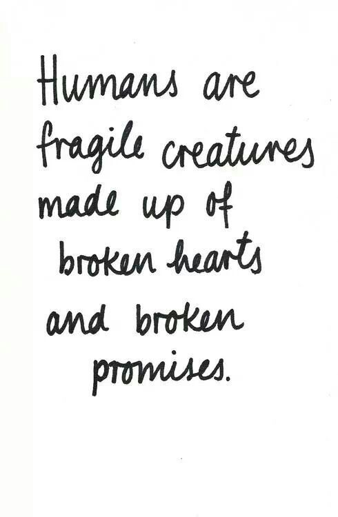 Fragility =Strength