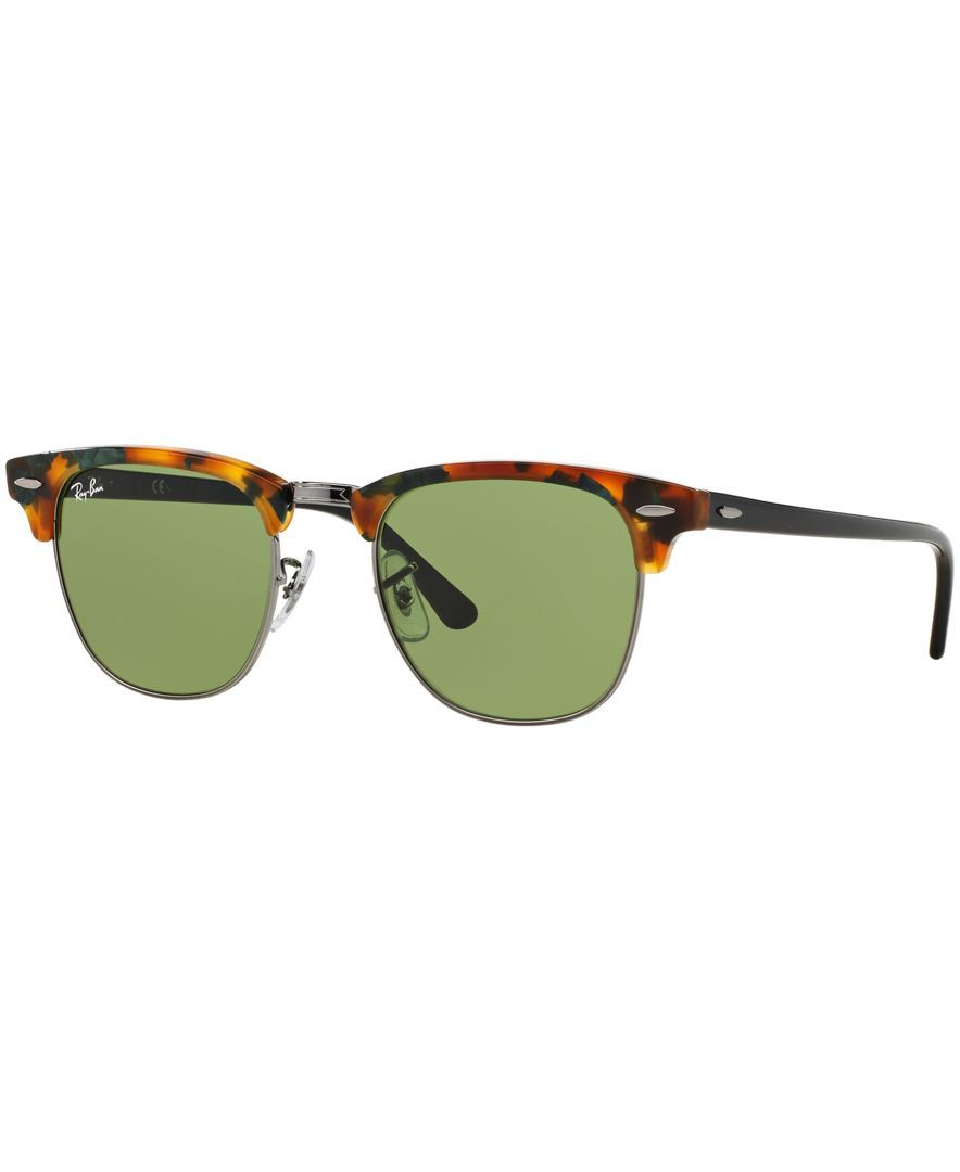 Ray-Ban Sunglasses, RB3016 49 Clubmaster   Products   Pinterest ... 80692b390cf4