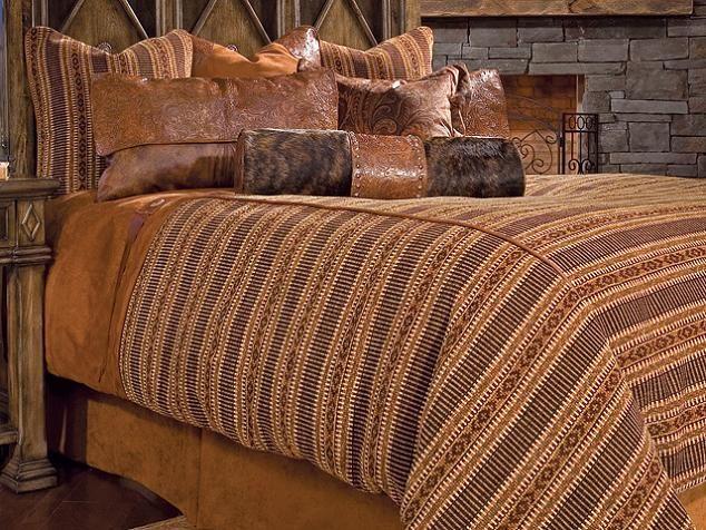 Hayden Bedding Set 1 795 Rustic Bedding And Lodge Bedding Sets