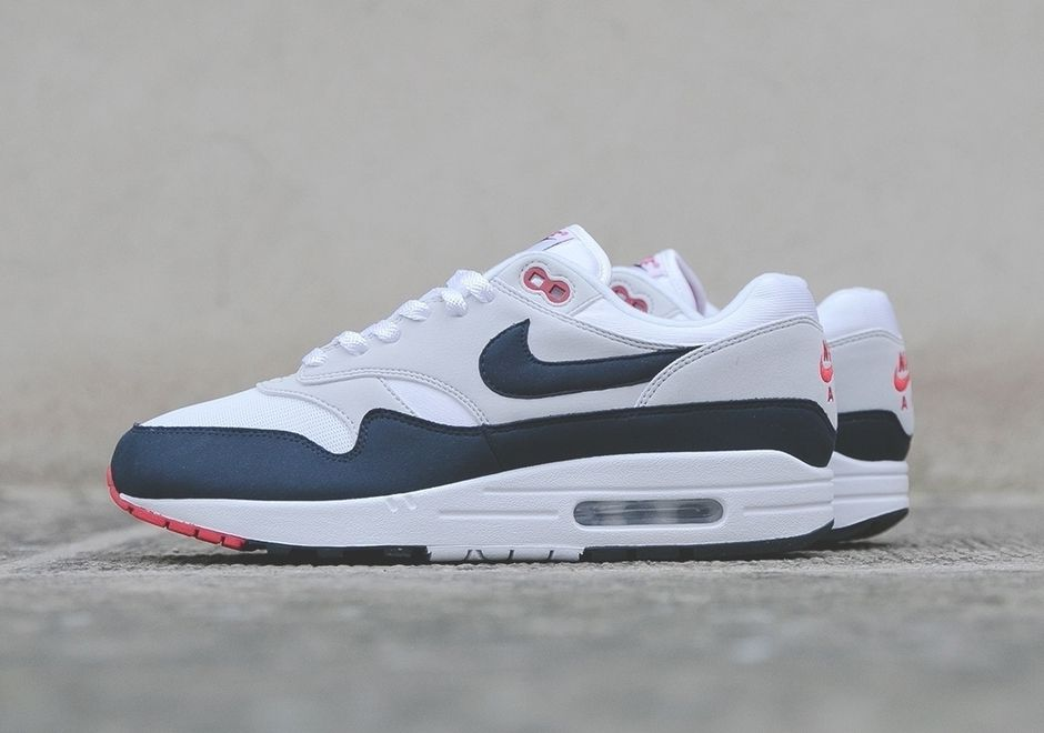 "timeless design 943a9 49782  sneakers  news Nike Air Max 1 Anniversary ""Obsidian"" Is Returning Soon"