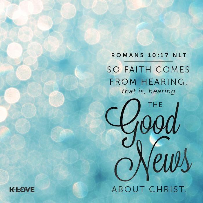 Roman, Faith And Bible